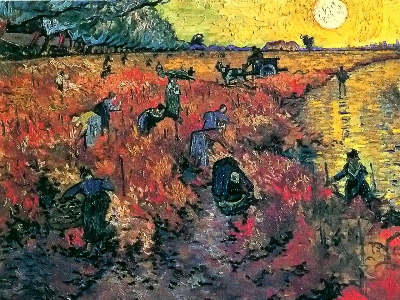 Vincent Van Gogh, la cruelle ironie – L\'Albatros