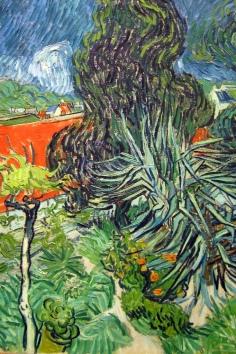 Dans le jardin du docteur Gachet, 1890, Paris