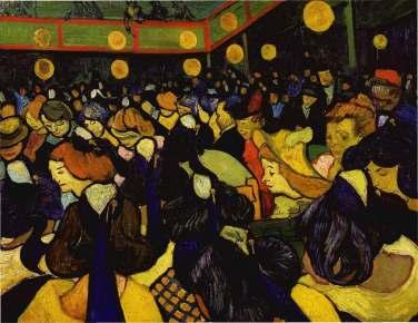 La salle de danse à Arles, 1888, Paris