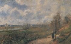 La Sente du Chou, 1878, Musée principal, Douai, France