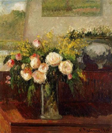 Les roses de Nice, 1902, collection particulière, USA