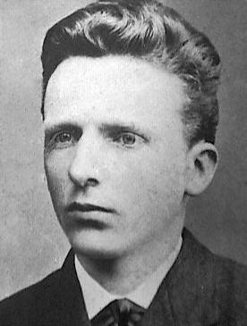 Théodore Van Gogh, 21 ans.