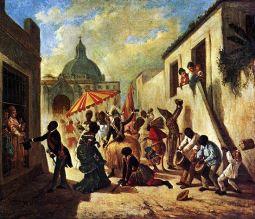 Victor Patricio de Lamdaluze, Dia de Reyes en La Habana