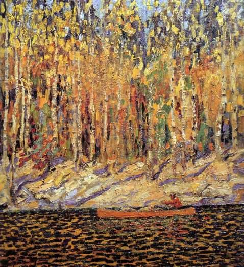 Arthur Lismer, Sunglow, 1915